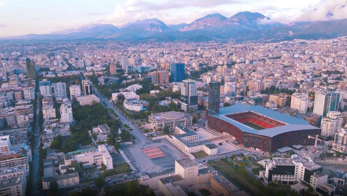 Vlera e ndërtimeve të reja në Tiranë!