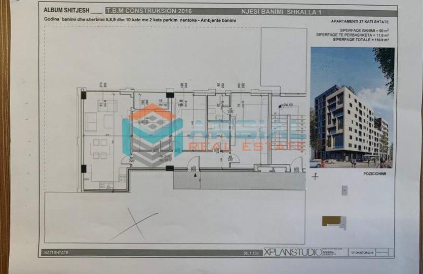 Planimetria E Apartamentit
