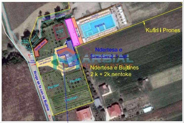 Planimetria e Agroturizmit
