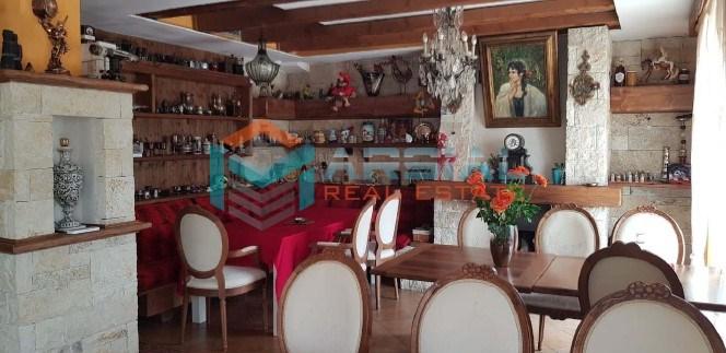 Restoranti me oxhak i Agroturizmit